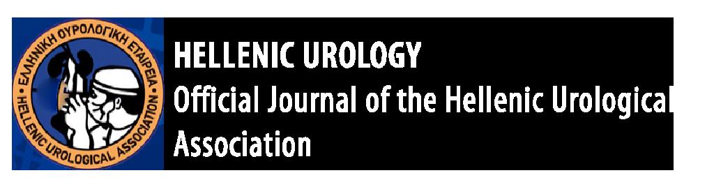 Hellenic Urology Official Journal of the Hellenic Urological Association